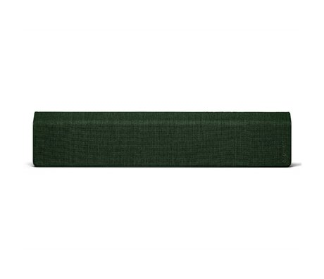 Vifa Enceinte Bluetooth Stockholm 2.0 textile aluminium vert foncé 110x10x21,5cm