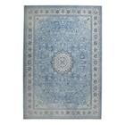 Zuiver Carpet Milkmaid blue textile 170x240cm