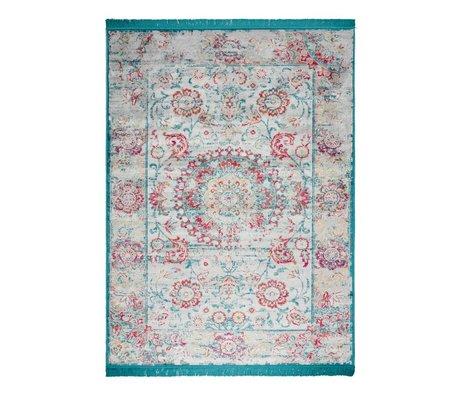 Zuiver Carpet Tante lien multicolour textile 170x240cm