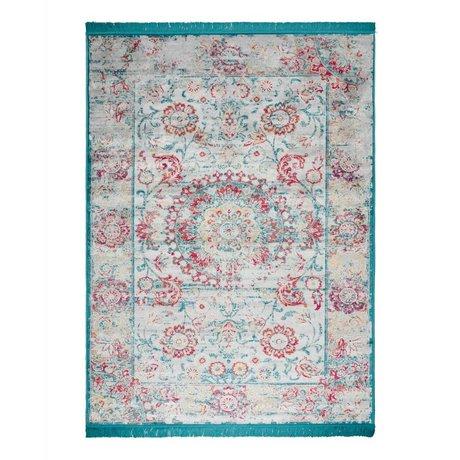 Zuiver Tapis Tante lien textile multicolore 170x240cm