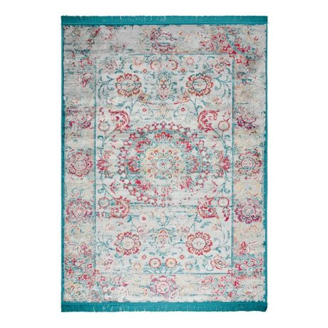 Zuiver Vloerkleed Tante lien multicolour textiel 170x240cm