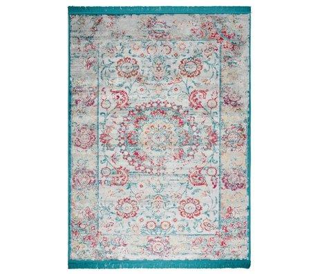 Zuiver Rug Aunt lien multicolour textile 200x300cm