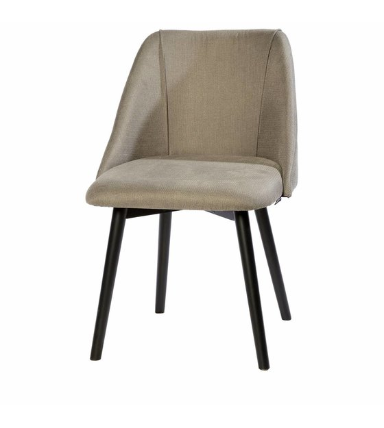 Strange Dining Chair Stanley Gray 86Cm Bralicious Painted Fabric Chair Ideas Braliciousco