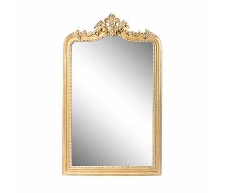 Riverdale Spiegel Eleanor goud hout 130cm