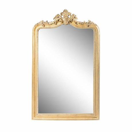 Riverdale Spiegel Eleanor Gold Holz 130cm
