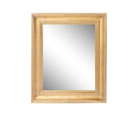 Riverdale Spiegel Eleanor Gold 57x67cm