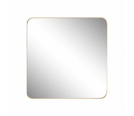Riverdale Spiegel Amaro Gold 60x3.5xH60cm