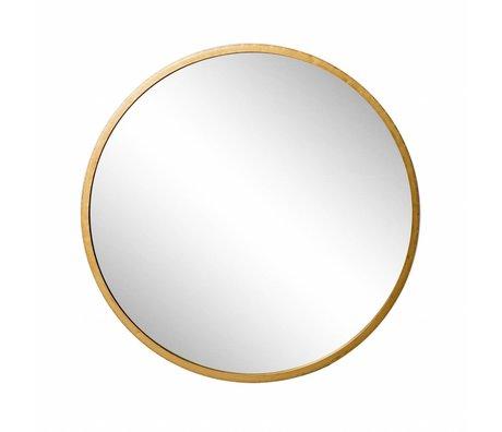 Riverdale Miroir Amaro autour de l'or 2.5x90x90cm