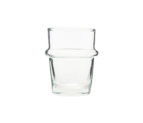 Housedoctor Glass Tea transparent glass Ø5,2x8cm