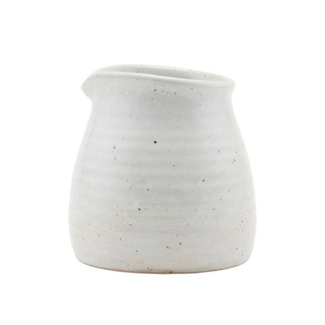 Housedoctor Pot en porcelaine ivoire 10cm