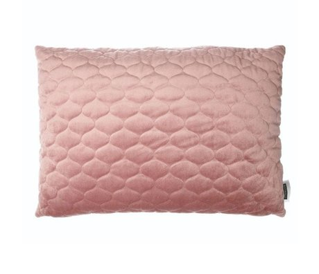 Riverdale Throw pillow Chelsea old pink textile 50x70cm