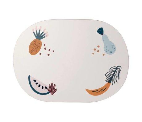Ferm Living Placemat Fruiticana 46x33x0,5cm