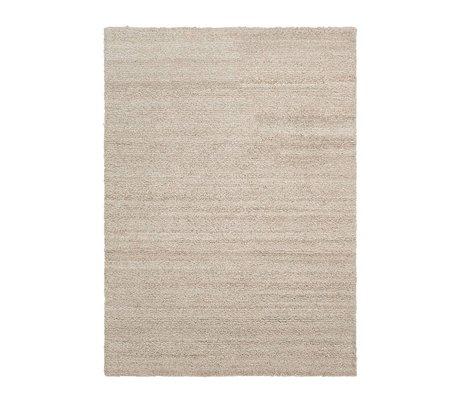Ferm Living Moquette Shade loop textile beige 140x200cm