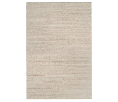 Ferm Living Vloerkleed Shade loop beige textiel 200x300cm