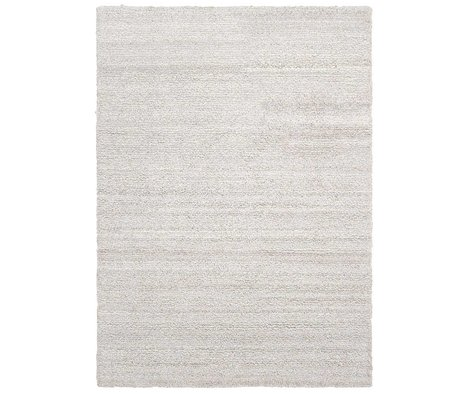 Ferm Living Carpet Ease loop broken white textile 200x300cm