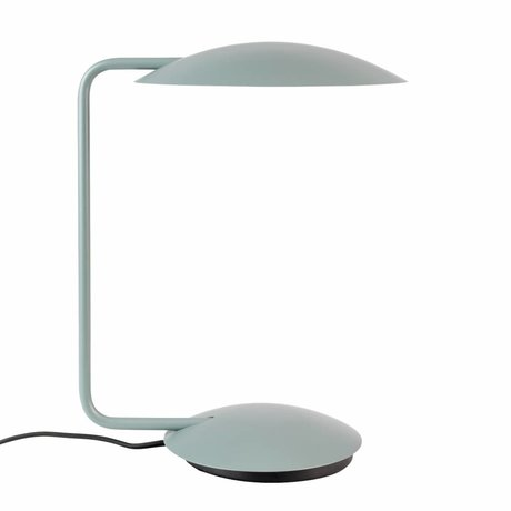 Zuiver Table lamp Pixie gray metal 25x30x38,5cm