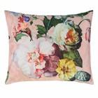 ESSENZA Kissenbezug Fleur rosa Baumwollsatin 60x70cm