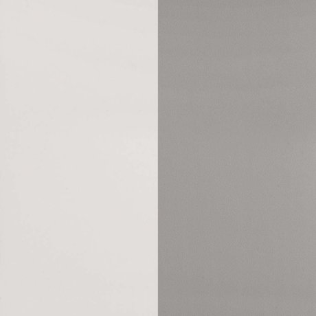 Ferm Living Wallpaper Thick Lines graues gebrochenes weißes Papier 53x1000cm