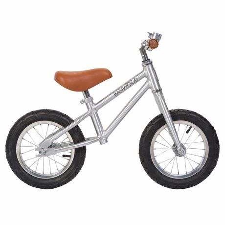Banwood First Go Chrome Kinderfahrrad 65x20x41cm