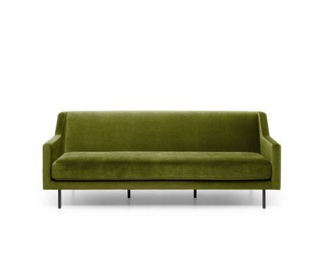FÉST Sofa Ace Green Seven Moss 59 3-Sitzer