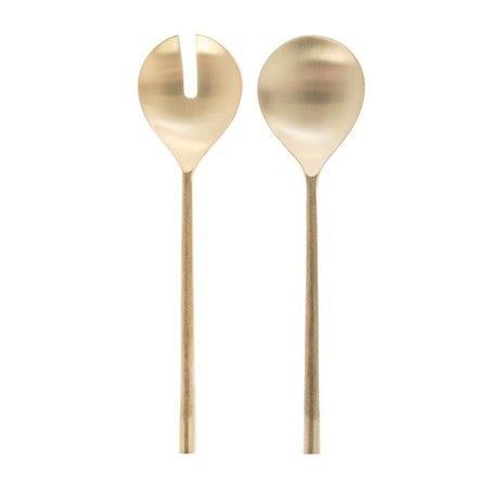 Riverdale Slacouvert Couture goud metaal 31cm