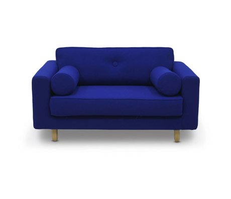 FÉST Armchair avenue loveseat blue Hallingdal 65 753 kvadrat