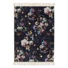 ESSENZA Rug Fleur Nightblue blue polyester 180x240cm