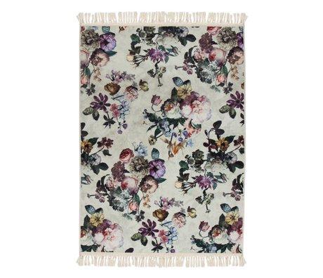 ESSENZA Vloerkleed Fleur Ecru wit polyester 180x240cm