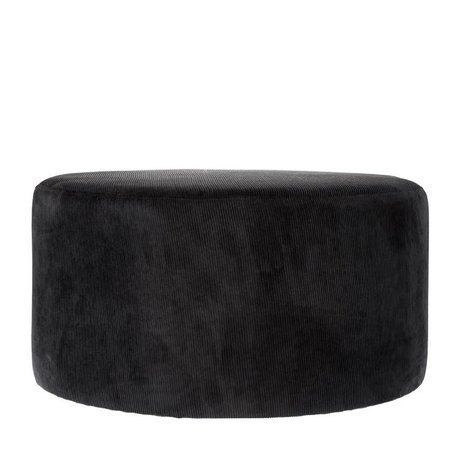 Riverdale Hocker First schwarz 70cm
