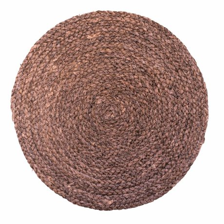 Housedoctor Placemat Circle naturel 38cm