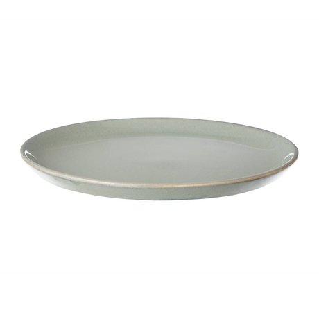 Ferm Living Platinenträger Neu grauen Stein verglasten kleinen Ø22cm