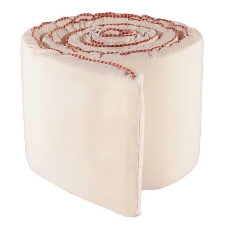 OYOY Bedbumper Haikan roze 350x30x3cm