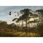 Arty Shock Gemälde Hendrik Voogd Aufstieg und Glanz m Multicolor Plexiglas 80x120cm