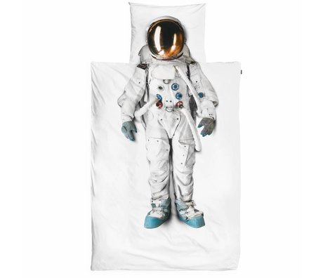 Snurk Beddengoed Astronaut cotton Duvet cover 140x220cm