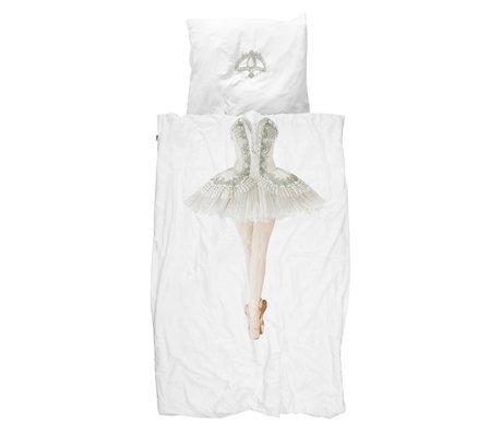 Snurk Beddengoed Ballerina Baumwolle Bettbezug 140x220cm