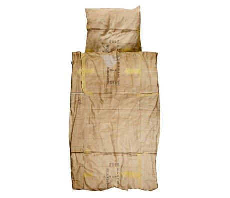 Snurk Beddengoed Duvet le clochard 3 Größen, beige