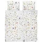 Snurk Beddengoed Duvet Flower Fields multicolour cotton 4 sizes