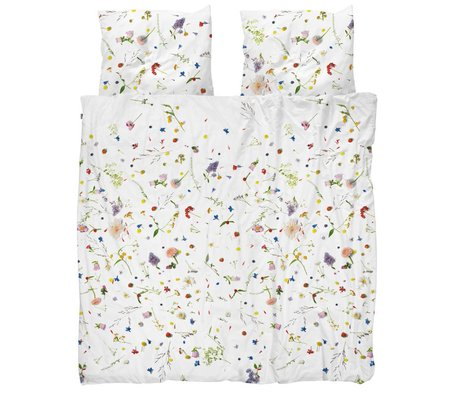 Snurk Beddengoed Duvet Flower Fields multicolour cotton 4 sizes