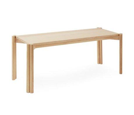 OYOY Bankje Pieni naturel bruin hout 106x43x40cm