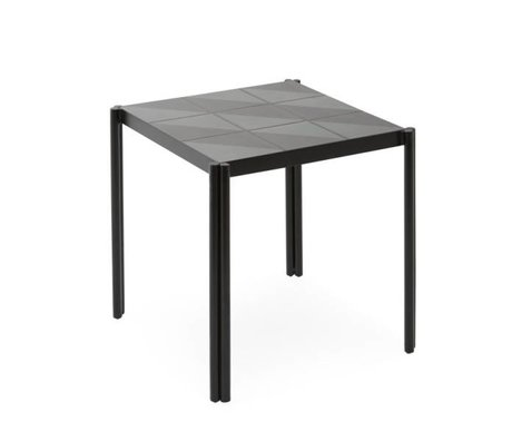 OYOY table Pieni gris anthracite 35x38x38cm