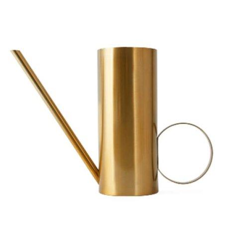 OYOY Gieter Mizu brass goud metaal 10x34x24cm