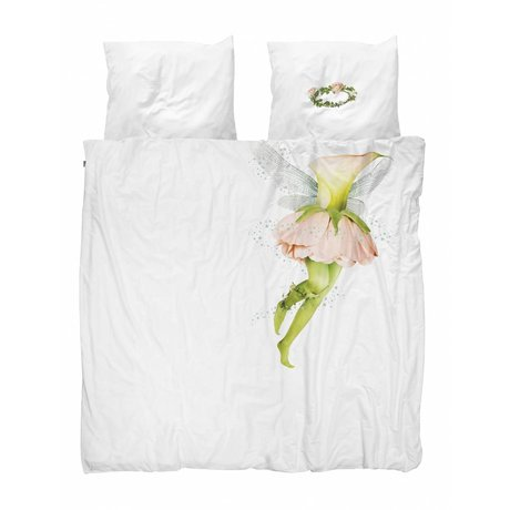 Snurk Beddengoed Quilt cover Fairy 240x200 / 220 incl 2 pillowcases 60x70cm