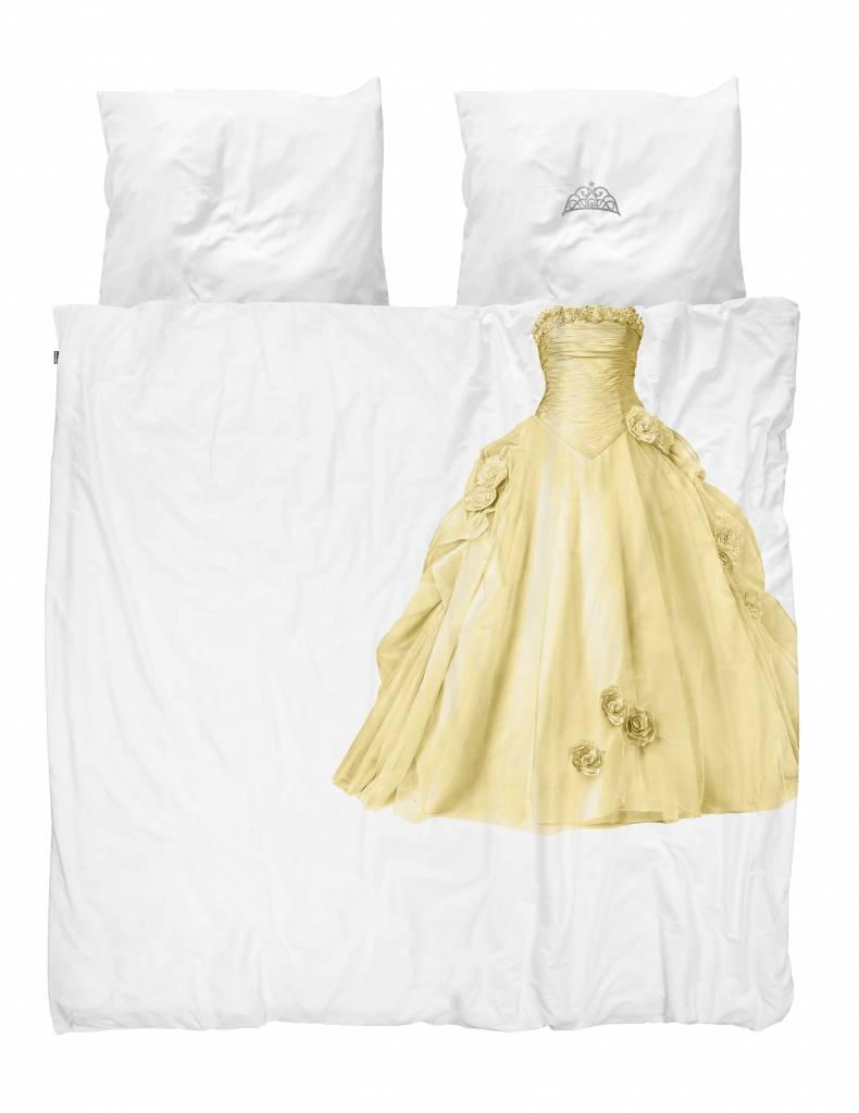 Bettwäsche Bettbezug Prinzessin Gelb 200x200 220cm Wonen Met Lef