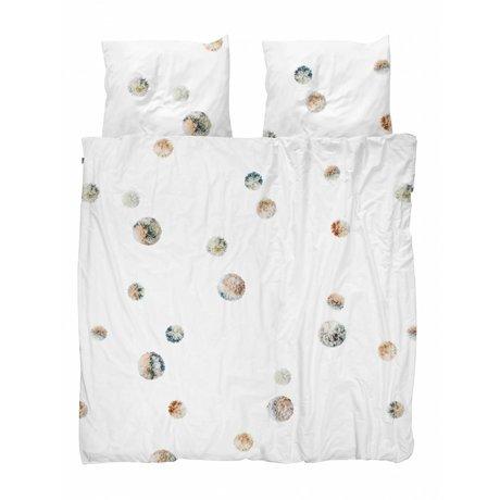 Snurk Beddengoed Duvet cover PomPom 200x200 / 220 incl 2 pillowcases 60x70cm