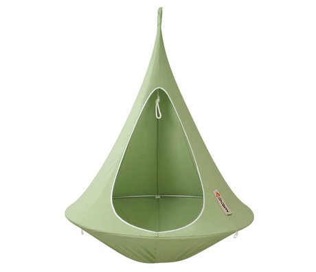 Cacoon Hangstoel Single 1-Personen-Zelt green 150x150cm