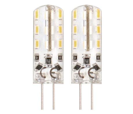 Ferm Living LED-Glühlampe 1,5 W, 2 Stück