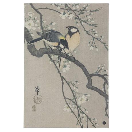 BePureHome Poster Blossom XL papier 32x47cm