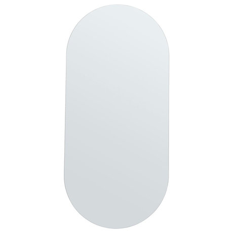 Housedoctor Spiegel Walls ovaal glas 70x150cm