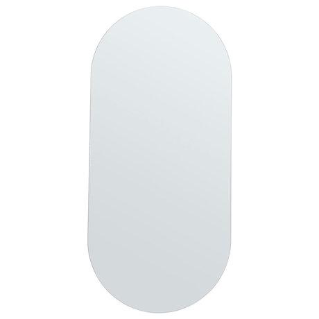 Housedoctor Spiegelwände ovales Glas 70x150cm