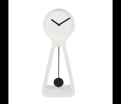 Zuiver Humongous clock white 38x24x97.5 cm
